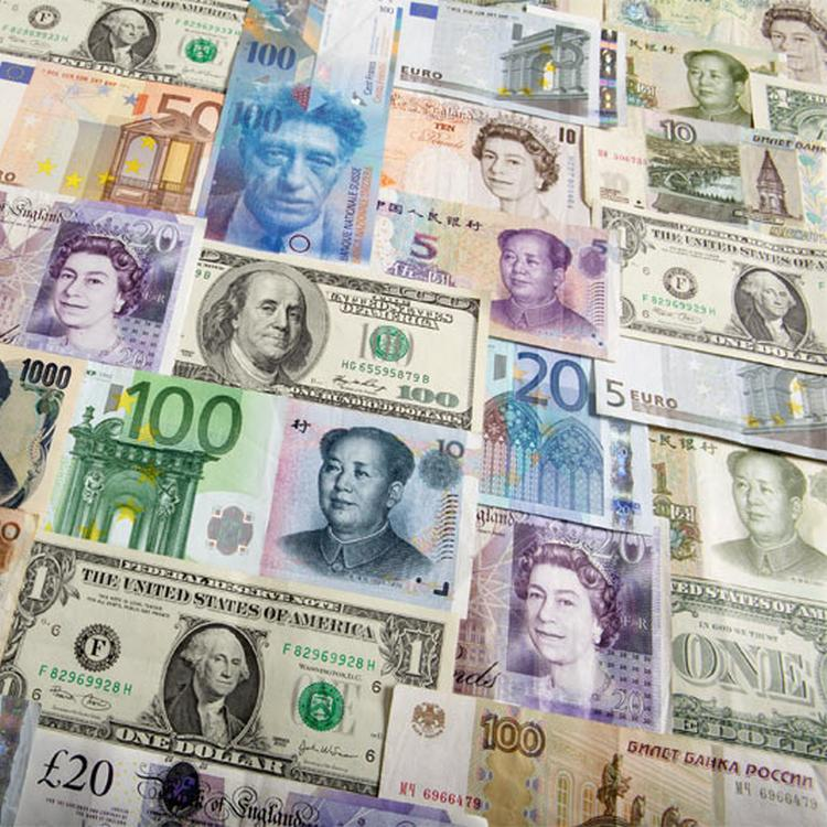 New Global Reserve Currency Without War